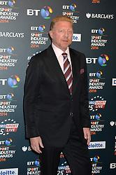 Pictured is .<br /> <br /> BT Sport Industry Awards 2014 at Battersea Evolution, London, UK.<br /> <br /> Thursday, 8th May 2014. Picture by Ben Stevens / i-Images