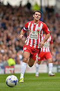 Terry Gornell during the Sky Bet League 2 match between Portsmouth and Accrington Stanley at Fratton Park, Portsmouth, England on 5 September 2015. Photo by Adam Rivers.