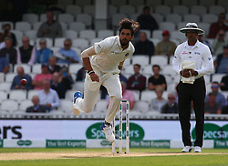 September 10, 2018 - London, England, United Kingdom - Ishant Sharma of India.during International Specsavers Test Series 5th Test match Day Four  between England and India at Kia Oval  Ground, London, England on 10 Sept 2018. (Credit Image: © Action Foto Sport/NurPhoto/ZUMA Press)