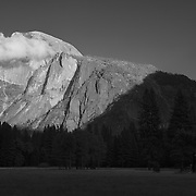 Yosemite National Park, CA (B/W)