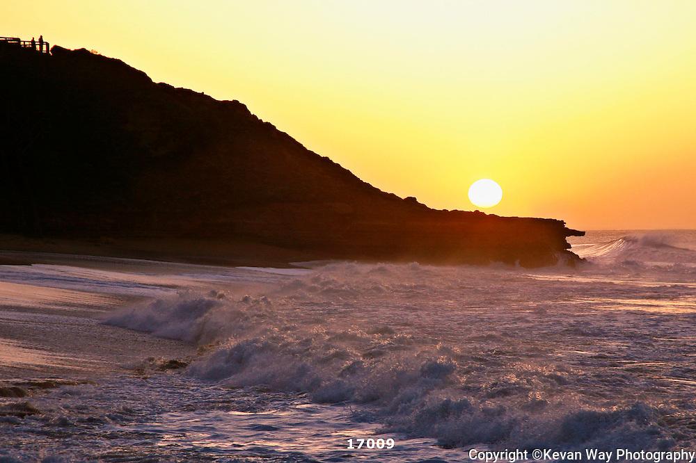 Bells Beach sunrise