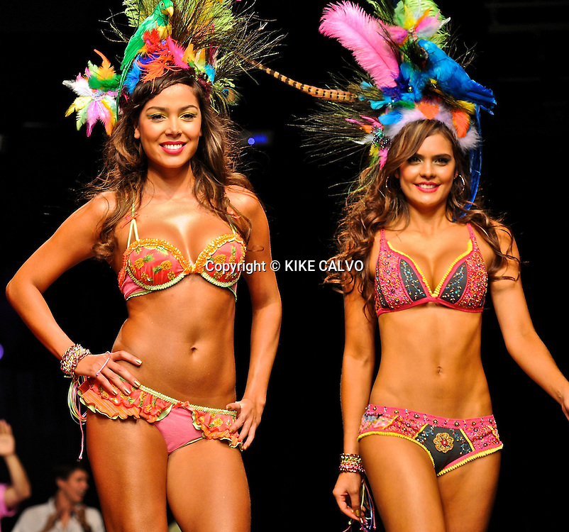 Leonisa Underwear Fashion Show. Colombia Moda Fashion Week. Medelli?n. Colombia