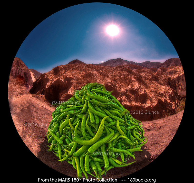 Martian Chilies