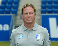 German Soccer Bundesliga - Photocall 1899 Hoffenheim on 15 July 2014 in Sinsheim, Germany: Head Coach Markus Gisdol.