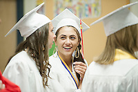 Laconia High School 135th commencement at the Laconia Middle School Saturday, Jun 8, 2013.  Karen Bobotas/for the Laconia Daily Sun