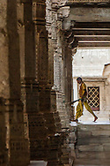 Jain Temple Inside, Ranakpur India