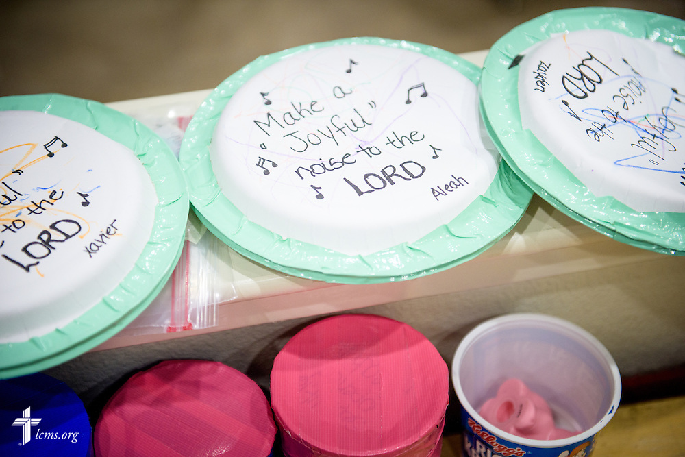 Crafts for children at ACTS of Love Early Childhood Education Center on Tuesday, Nov. 15, 2016, in Leander, Texas. LCMS Communications/Erik M. Lunsford