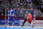 DESCRIZIONE : France Tournoi international Paris Bercy Equipe de France Homme France Islande 17/01/2010<br /> GIOCATORE : Omeyer Thierry<br /> SQUADRA : France<br /> EVENTO : Tournoi international Paris Bercy<br /> GARA : France Islande<br /> DATA : 17/01/2010<br /> CATEGORIA : Handball France Homme Action<br /> SPORT : HandBall<br /> AUTORE : JF Molliere par Agenzia Ciamillo-Castoria <br /> Galleria : France Hand Homme 2009/2010  <br /> Fotonotizia : France Tournoi international Paris Bercy Equipe de France Homme France Islande 17/01/2010 <br /> Predefinita :