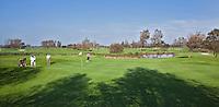 ALKMAA - Golfbaan Sluispolder, hole  6, FOTO KOEN SUYK