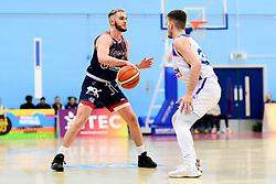 Jordan Nicholls of Bristol Flyers - Photo mandatory by-line: Ryan Hiscott/JMP - 17/01/2020 - BASKETBALL - SGS Wise Arena - Bristol, England - Bristol Flyers v London City Royals - British Basketball League Championship