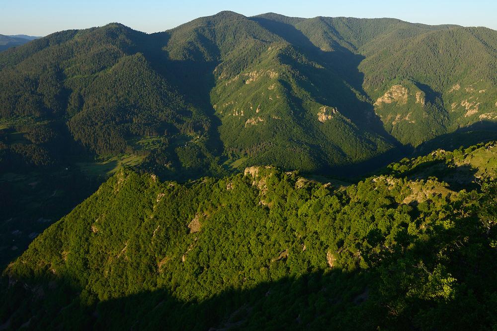 Deven area, Western Rhodope mountains, Bulgaria