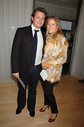 GEORGE BAMFORD and LEONORA PEARL at an Evening at Sanderson in Aid of CLIC Sargent held at The Sanderson Hotel, 50 Berners Street, London W1 on 15th May 2007.<br /><br />NON EXCLUSIVE - WORLD RIGHTS