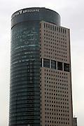 Israel, Tel Aviv modern highrise AFI (Africa Israel) Group building