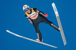 Andreas Stjernen of Norway during the Ski Flying Hill Individual Qualification at Day 1 of FIS Ski Jumping World Cup Final 2018, on March 22, 2018 in Planica, Slovenia. Photo by Ziga Zupan / Sportida