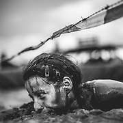 Warrior Bash is held in Valbyparken, Copenhagen. A Steeplechase for the REAL man (or woman)