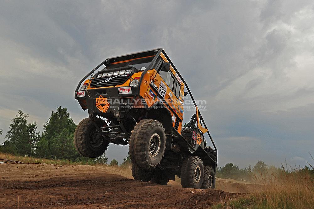 """19. Rallye Breslau 2012.#224 - Harrie and Janny van Steijn in the """"Flying Dutchman""""..© Robert W. Kranz / Rallyewerk"""