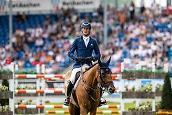 Deusser Daniel, GER, Killer Queen Vdm<br /> CHIO Aachen 2019<br /> Weltfest des Pferdesports<br /> © Hippo Foto - Sharon Vandeput<br /> Deusser Daniel, GER, Killer Queen Vdm