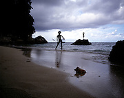 Fleming Beach at Goldeneye - Ian Flemings home - 1976