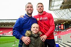 Meet the player prior to kick off - Mandatory by-line: Ryan Hiscott/JMP - 27/10/2018 - FOOTBALL - Ashton Gate Stadium - Bristol, England - Bristol City v Stoke City - Sky Bet Championship