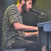 Billy Lockett performs at Kew the Music 2019 on 14 July 2019, London, UK.