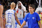 DESCRIZIONE : Beko Legabasket Serie A 2015- 2016 Dinamo Banco di Sardegna Sassari - Enel Brindisi<br /> GIOCATORE : Brenton Petway<br /> CATEGORIA : Ritratto Delusione Postgame<br /> SQUADRA : Dinamo Banco di Sardegna Sassari<br /> EVENTO : Beko Legabasket Serie A 2015-2016<br /> GARA : Dinamo Banco di Sardegna Sassari - Enel Brindisi<br /> DATA : 18/10/2015<br /> SPORT : Pallacanestro <br /> AUTORE : Agenzia Ciamillo-Castoria/C.Atzori