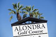 Alondra Golf Course Lawndale California