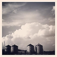 2012: Everyday Life. Silos in Fort Mill, SC, on Tuesday, March 13, 2012.<br /> <br /> Photo by Yoshi James