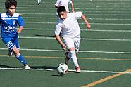 Boys 2007 GoldPAC B07 White vs FWFC B07 White