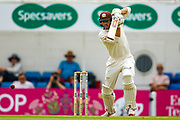 Ben Foakes of Surrey batting during the Specsavers County Champ Div 1 match between Surrey County Cricket Club and Warwickshire County Cricket Club at the Kia Oval, Kennington, United Kingdom on 23 June 2019.