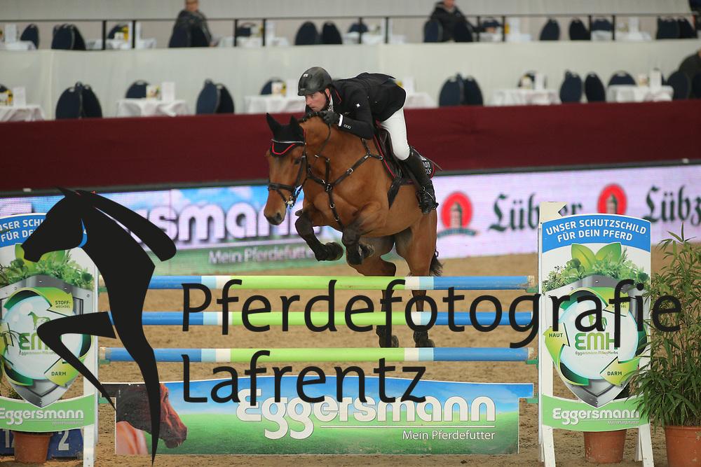 Schröder, Danny, Jubilee L<br /> Neustadt-Dosse - CSI 2015<br /> Finale Youngster Tour 7j<br /> www.sportfotos-lafrentz.de