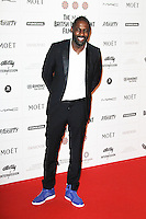 LONDON - DECEMBER 09: Idris Elba attended The British Independent Film Awards at the Old Billingsgate Market, London, UK. December 09, 2012. (Photo by Richard Goldschmidt)