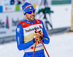 21.02.2019, Langlauf Arena, Seefeld, AUT, FIS Weltmeisterschaften Ski Nordisch, Seefeld 2019, Langlauf, Herren, Sprint, im Bild Federico Pellegrino (ITA) // Federico Pellegrino of Italy during the men's Sprint competition of the FIS Nordic Ski World Championships 2019. Langlauf Arena in Seefeld, Austria on 2019/02/21. EXPA Pictures © 2019, PhotoCredit: EXPA/ Stefan Adelsberger