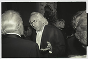 Leon Wieseltier, New York Times Centennial celebration. Met. 2 June 1996