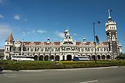 Dunedin, New Zealand, Railway Station