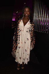 Michelle Gayle at the STK Ibiza themed brunch party at STK London, London, England. 7 May 2017.<br /> Photo by Dominic O'Neill/SilverHub 0203 174 1069 sales@silverhubmedia.com