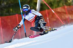 FORSTER Anna-Lena, LW12-1, GER, Slalom at the WPAS_2019 Alpine Skiing World Cup Finals, Morzine, France
