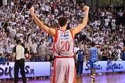 DESCRIZIONE : Reggio Emilia Lega A 2014-15 Grissin Bon Reggio Emilia - Banco di Sardegna Sassari playoff finale gara 5 <br /> GIOCATORE :Cinciarini Andrea<br /> CATEGORIA : Esultanza Mani Low<br /> SQUADRA : GrissinBon Reggio Emilia<br /> EVENTO : LegaBasket Serie A Beko 2014/2015<br /> GARA : Grissin Bon Reggio Emilia - Banco di Sardegna Sassari playoff finale gara 5<br /> DATA : 22/06/2015 <br /> SPORT : Pallacanestro <br /> AUTORE : Agenzia Ciamillo-Castoria / Richard Morgano<br /> Galleria : Lega Basket A 2014-2015 Fotonotizia : Reggio Emilia Lega A 2014-15 Grissin Bon Reggio Emilia - Banco di Sardegna Sassari playoff finale gara 5  Predefinita :
