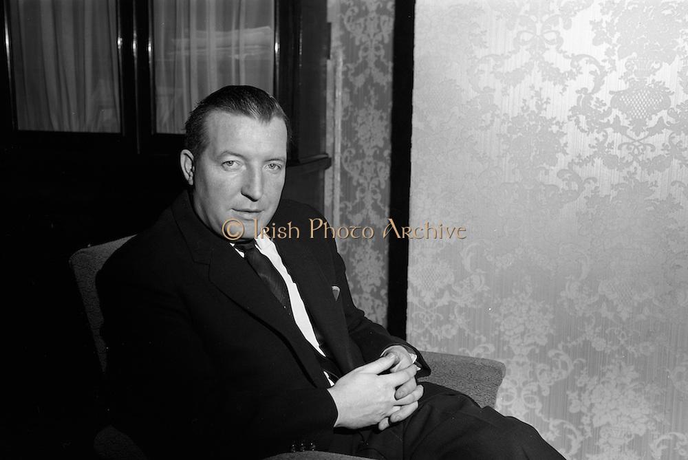 06/04/1964<br /> 04/06/1964<br /> 06 April 1964<br /> Mr Charles Haughey, Minister for Justice.