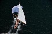 Onawa racing at the New York Yacht Club Race Week.