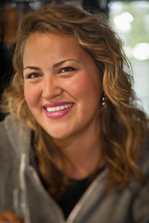 Chloe Keller, make-up artist