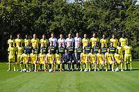 Equipe Nantes - 14.09.2015 - Photo officielle de Nantes<br />Photo : Andre Ferreira / Icon Sport