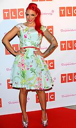Jodie Marsh during the TLC channel launch held at Sketch, Conduit street, London, United Kingdom, 25th April 2013. Photo by: Chris Joseph / i-Images