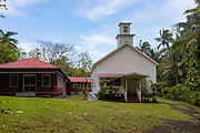 Opihikao Congregational Church, Kalapana, Island of Hawaii