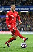 Thiago Alcantara of Bayern Munich during the UEFA Champions League, round of 16, 1st leg football match between Chelsea and Bayern Munich on February 25, 2020 at Stamford Bridge stadium in London, England - Photo Juan Soliz / ProSportsImages / DPPI