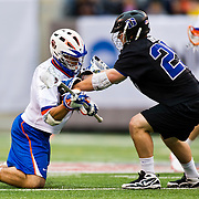 April 01,  2012:  at  Met Life Stadium in East Rutherford, New Jersey . Duke defeated Syracuse 12-10. (Credit Image: © Kostas Lymperopoulos/Cal Sport Media)