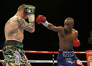 Ricky Burns v Julius Indongo 15 Apr 2017