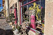 The Tortoise & Pearl shop in the trendy neighborhood of Burns Square in downtown Sarasota, Florida.