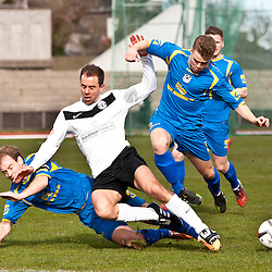 Edinburgh City v Gretna 2008 | Scottish Lowland League | 28 March 2015