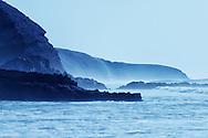 Legzira beach at the Atlantic coast in Morocco.