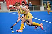 20150411 International Hockey - Australia v U.S.A